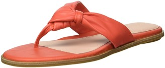 Taryn Rose Women's Karissa Sheep Nappa Flat Sandal