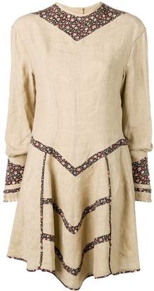 Isabel Marant Short Flared Dress