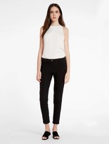 Halston Slim Tapered Ankle Length Pant