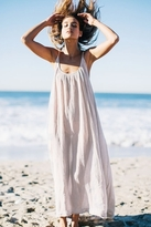 9seed 9 Seed Tulum Maxi Cover-Up in Desert