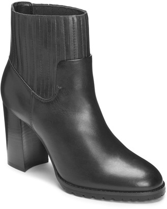 Aerosoles Wardrobe Western Ankle Boot