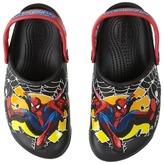 Crocs CrocsFunLab Lights Spider-Man Boy's Shoes