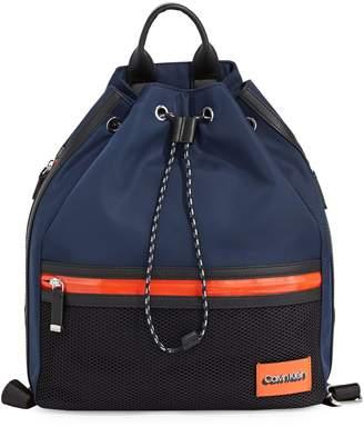 Calvin Klein Whendi Drawstring Backpack