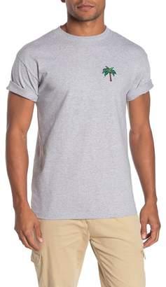 Retrofit Palm Tree Patch T-Shirt