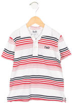 Dolce & Gabbana Boys' Striped Polo Shirt