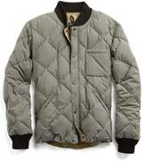 Todd Snyder + Rocky Mountain Featherbed Liner Down Jacket in Grey