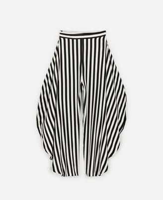 Stella McCartney Alicia Stripes Pants, Women's