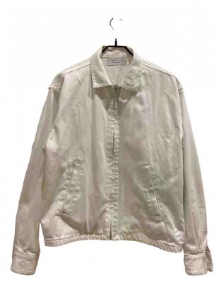 John Elliott White Cotton Jackets
