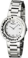 Salvatore Ferragamo Gancino Sparkling Collection FF5950015 Women's Quartz Watch