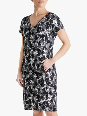 Fenn Wright Manson Petite Ferne Print Shift Dress, Multi