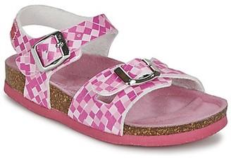 Agatha Ruiz De La Prada ANNA girls's Sandals in Pink