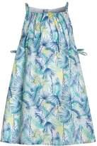 3 Pommes Summer dress emeraude