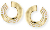 Ippolita 18K Senso; Staggered Diamond Small Earrings