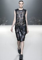 Alexander Wang Cocoon Back Muscle Dress