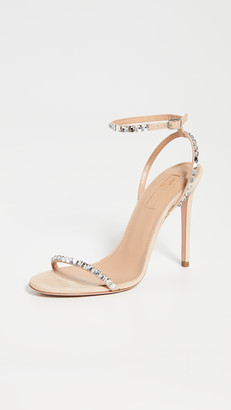 Aquazzura 105mm Very Vera Sandals