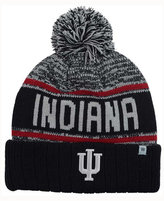 Top of the World Indiana Hoosiers Acid Rain Pom Knit Hat