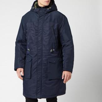 Armani Exchange Men's Trench Coat