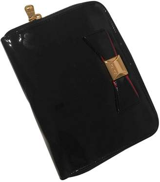 Miu Miu Black Patent leather Purses, wallets & cases