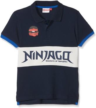Lego Wear Boy's Lego Ninjago Thomas 308 T-Shirt