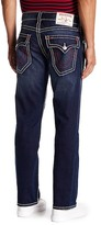 True Religion Straight Leg Flap Pocket Jeans