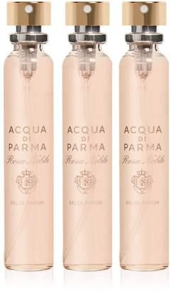 Acqua di Parma Rosa Nobile Purse Spray Refill Set