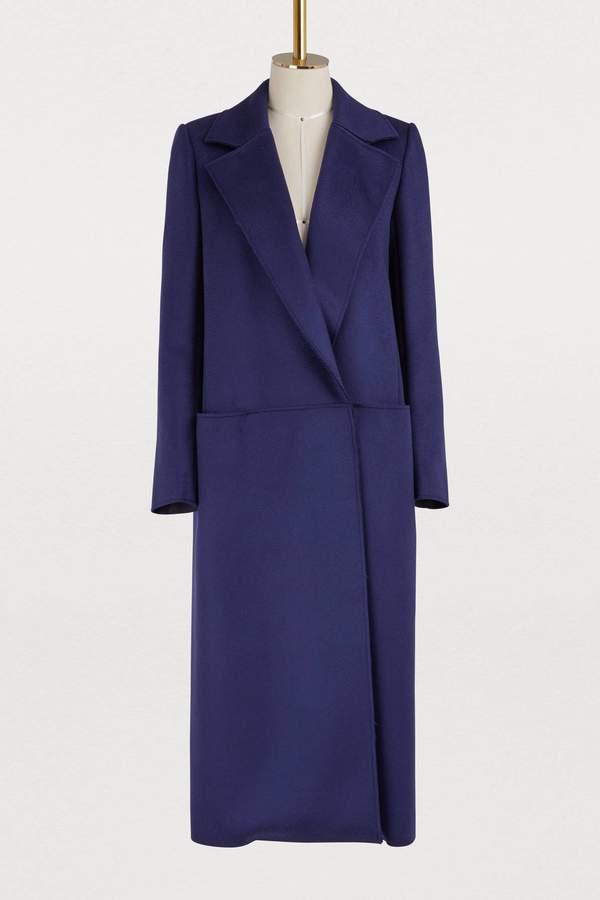 Maison Rabih Kayrouz Long wool coat