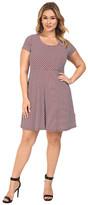 MICHAEL Michael Kors Size Esher Cap Sleeve Dress
