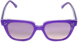Kyme Square Eye Shape Acetate Sunglasses
