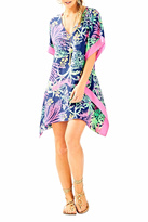 Lilly Pulitzer Julie Silk Kaftan Dress