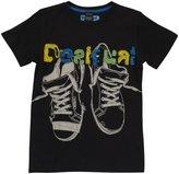 Desigual T-Shirt (Kids) - Blue-7/8