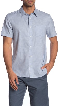 Calvin Klein Short Sleeve Pocket Regular Fit Shirt