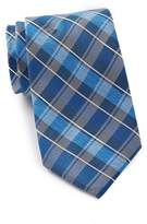 Nautica Norwell Plaid Silk Tie