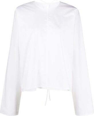 Sofie D'hoore Round-Neck Classic Shirt