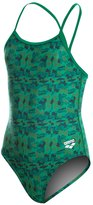 Arena Girl's Network Light Drop Back One Piece Swimsuit 8136698