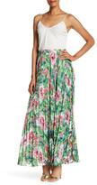 Karen Millen Parrot Printed Maxi Skirt