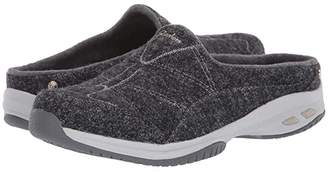 Skechers Commute Time (Charcoal) Women's Clog Shoes