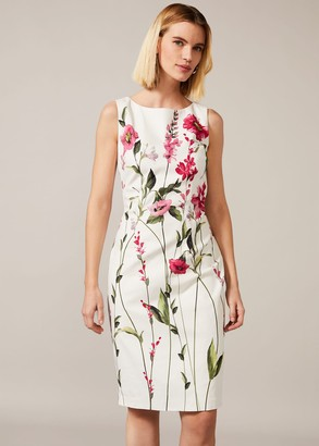 Phase Eight May Stem Rose Dress