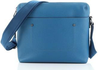 Louis Vuitton Grigori Messenger Bag Taiga Leather PM