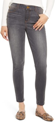Wit & Wisdom Ab-Solution High Waist Ankle Jeggings