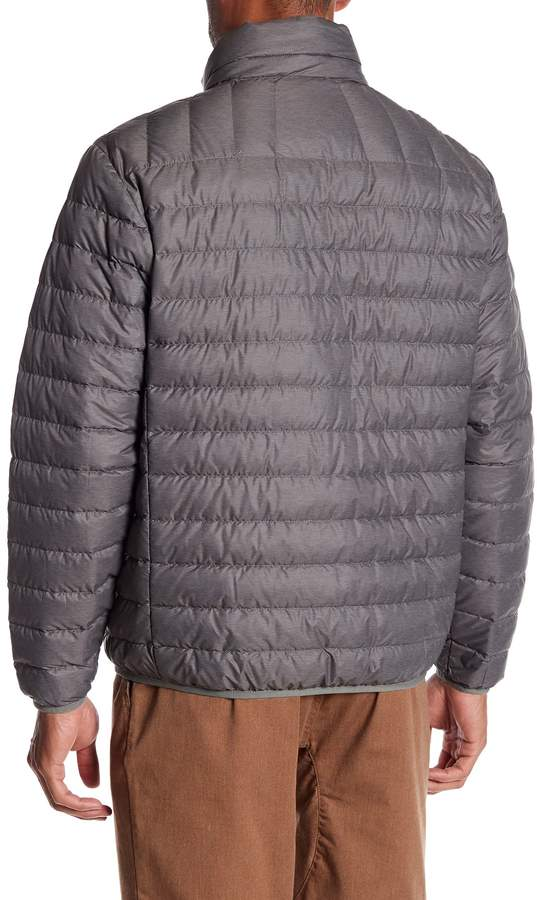 Hawke & Co Quilted Down Packable Jacket