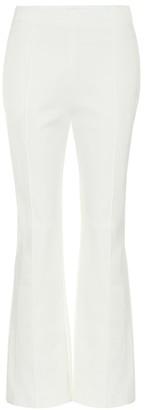 Jonathan Simkhai Jas high-rise flared pants