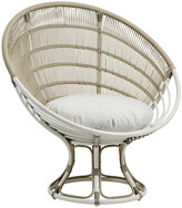 Thumbnail for your product : Sika Design Sika-Design - Luna Outdoor Lounge Chair - Dove White B450
