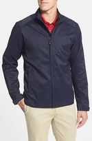 Cutter & Buck Men's Big & Tall 'Blakely' Weathertec Wind & Water Resistant Full Zip Jacket