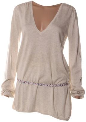 Zadig & Voltaire White Silk Knitwear for Women