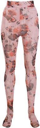 Henrik Vibskov Flower Print Leggings