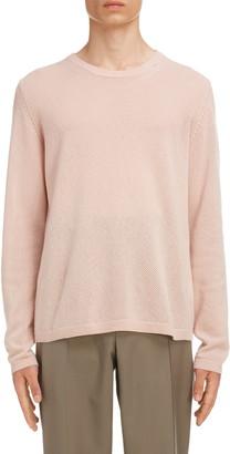 Maison Margiela Crewneck Cashmere & Wool Sweater