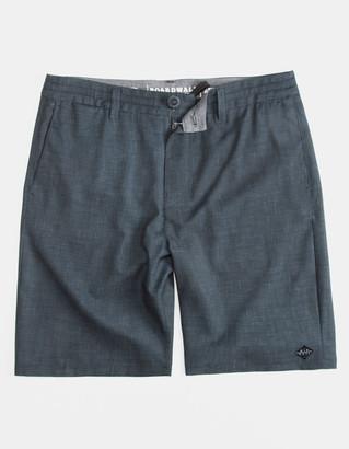 Rip Curl Gateway Boardwalk Black Mens Hybrid Shorts