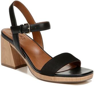 Naturalizer Rose Block Heel Sandal