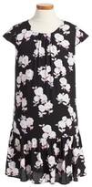 Kate Spade Girl's Floral Dress