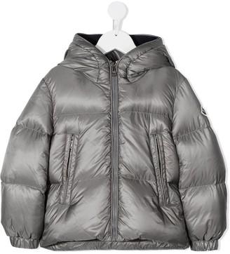 Moncler Enfant Zipped Padded Jacket